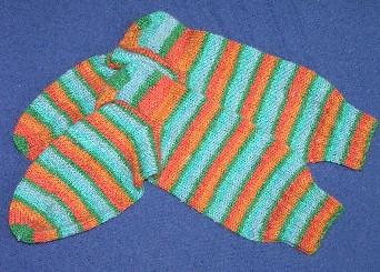 Socken, was sonst?