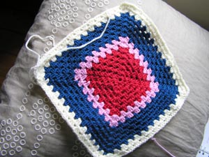 Granny Squares Tutorial Irisines Stricksalon